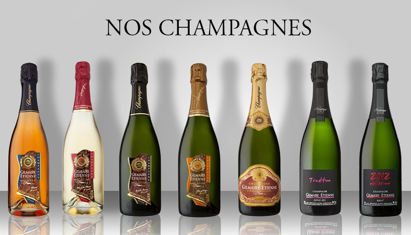 Nos Champagnes